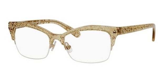Kate Spade Lyssa 0W51 00 Eyeglasses   Designer Eyeglasses ... 1d8922d464