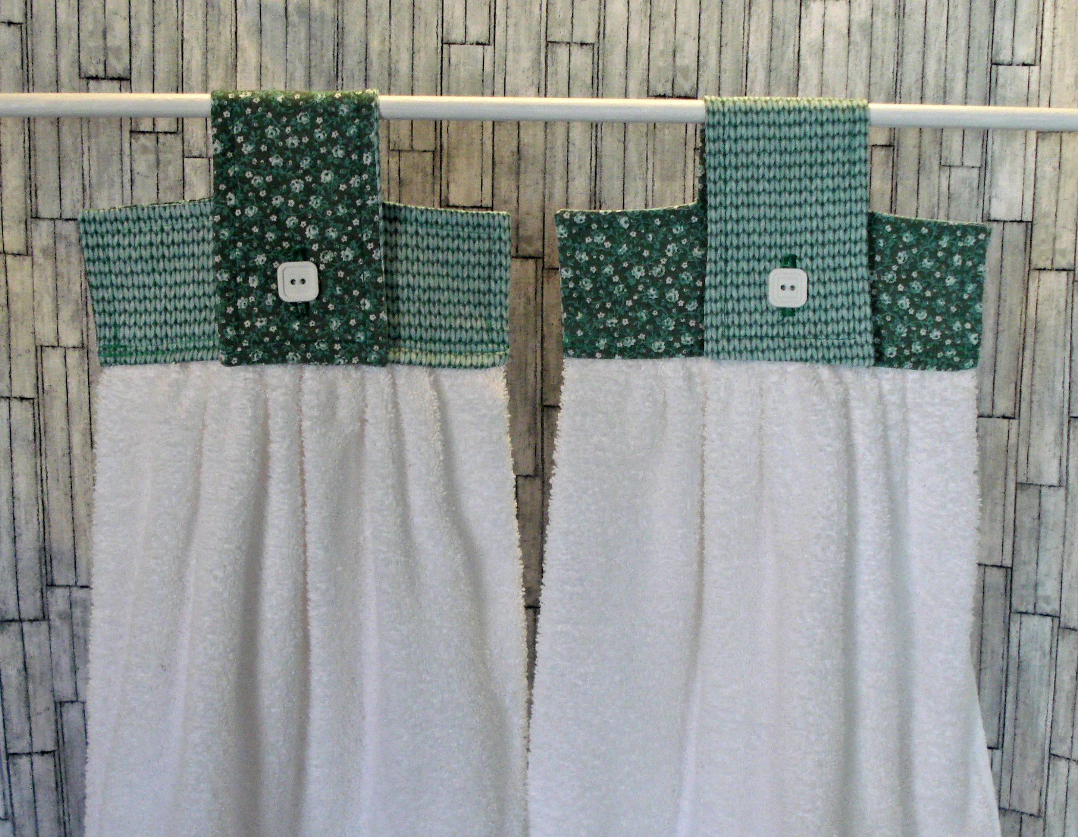Hanging Hand Towels Hanging Kitchen Towels Bathroom Decor