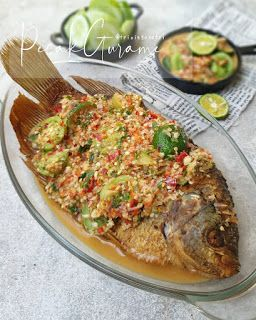 Resep Masakan Nusantara Pecak Gurame Resep Masakan Resep Masakan