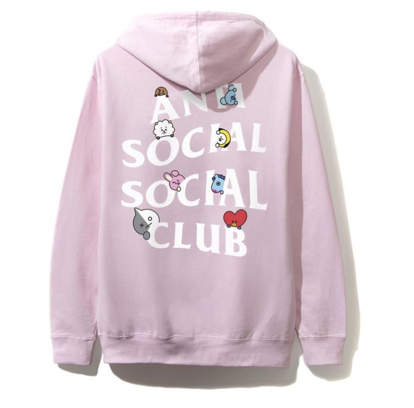 225a0ea1a39cc ASSC x BT21 BTS PEEKABOO PINK HOODIE SIZE L CONFIRMED  fashion  clothing   shoes  accessories  mensclothing  activewear (ebay link)