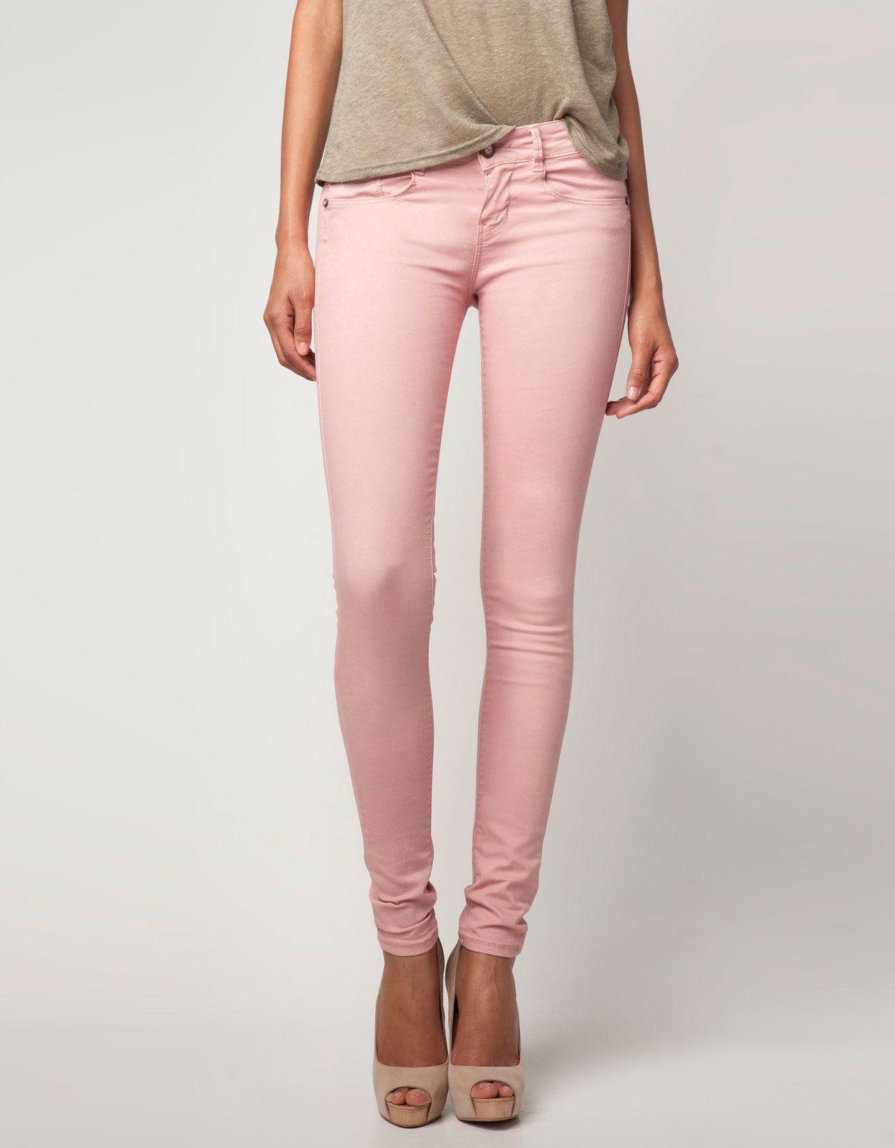 Bershka colour jeans 786122399