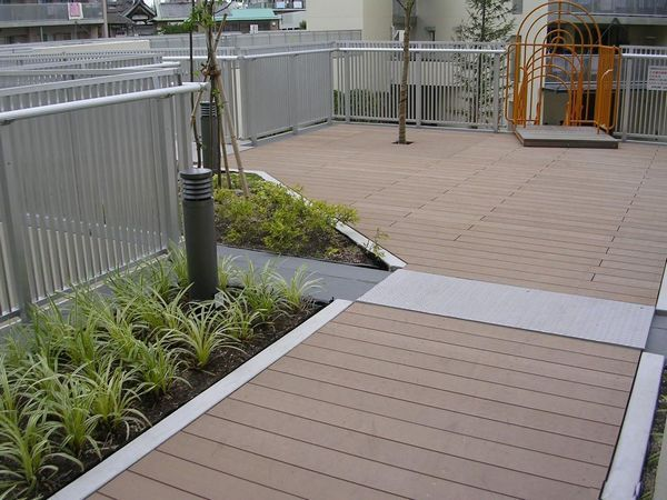 We Will Give You A Few Est Patio Flooring Options That Could Use