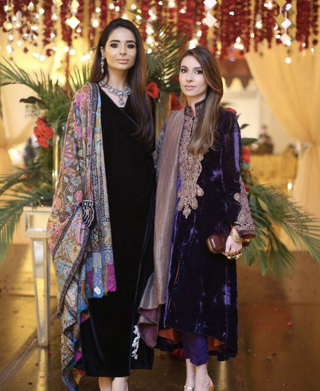 Velvet suits | Velvet pakistani dress, Velvet dress designs, Velvet suit  design