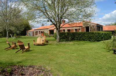 Chambres d'hôtes à vendre à La Sicaudais en Loire-Atlantique