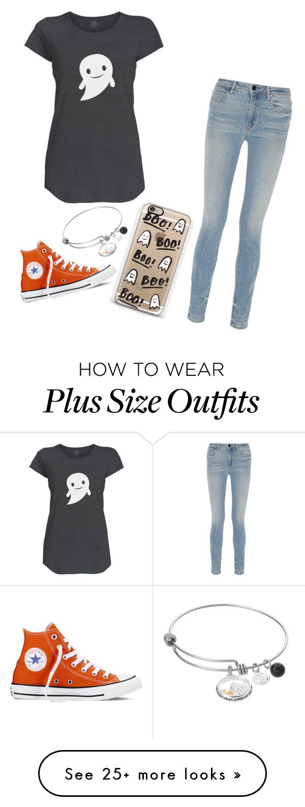 """""""Happy Halloween!"""" by tmvossen on Polyvore featuring Alexander Wang, Casetify, Converse and Love This Life"""