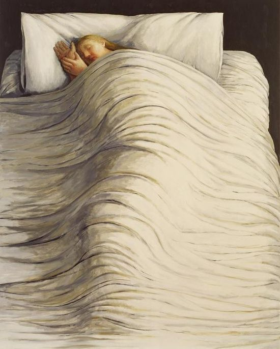 Evelyn Williams. Sleeping Mother.