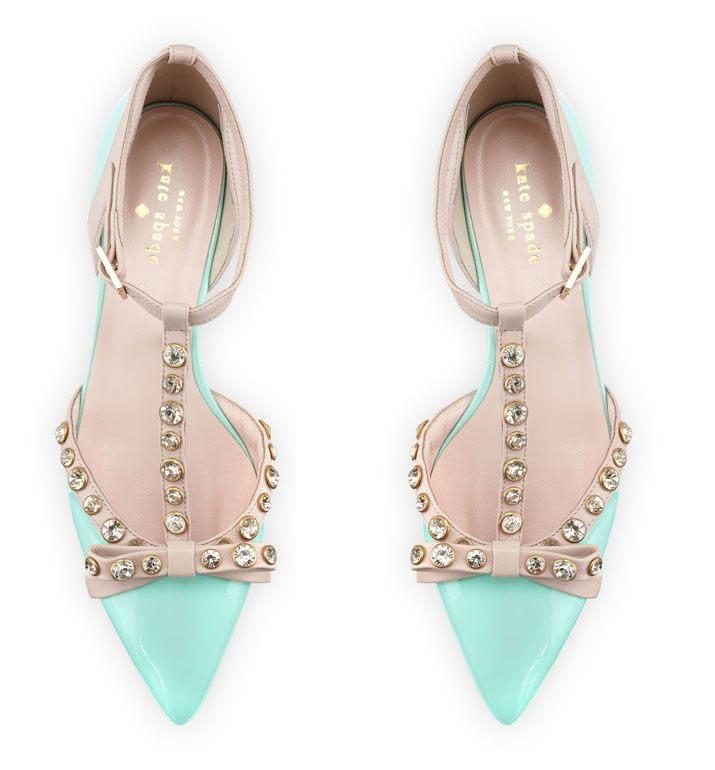 How Kate Spade made me love flat shoes  803e0526c65