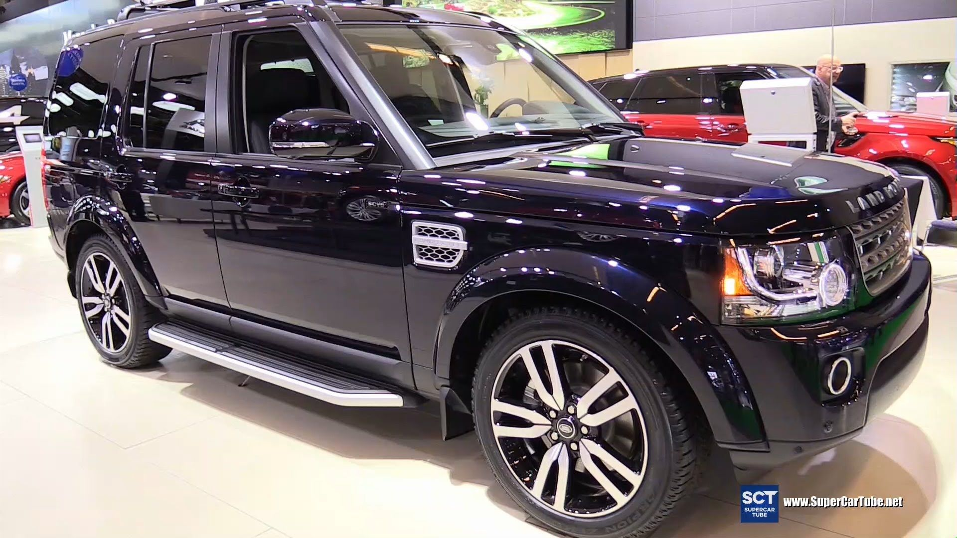 2016 Land Rover Lr4 Hse Luxury Exterior And Interior Walkaround Review 2016 Montreal Auto Show Land Rover Luxury Exterior Europe Car