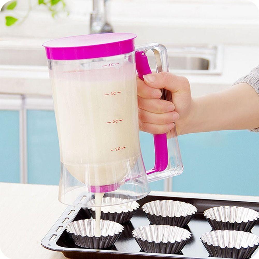 $12.50 (Buy here: https://alitems.com/g/1e8d114494ebda23ff8b16525dc3e8/?i=5&ulp=https%3A%2F%2Fwww.aliexpress.com%2Fitem%2FBaking-Tool-Cake-Dough-Batter-Cream-Dispenser-Cupcake-Funnel-Batter-Separator-Valve-Measuring-Cup-Muffin-Cups%2F32801999301.html ) Baking Tool Cake Dough Batter Cream Dispenser Cupcake Funnel Batter Separator Valve Measuring Cup Muffin Cups Optional Cake Mold for just $12.50