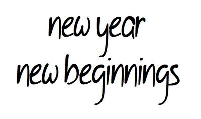 Image result for new year new beginnings