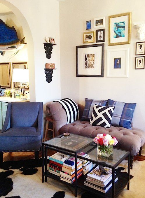 Lauren's 500 Square Foot, 5th Floor West Village Walk-Up Studio -- House Call