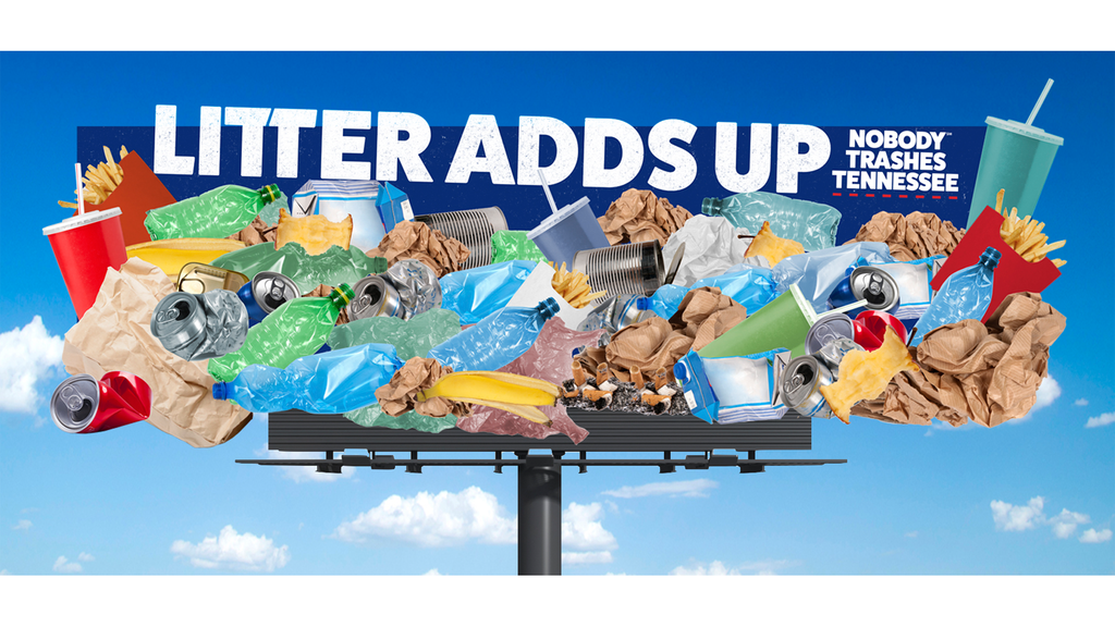 NOBODY TRASHES TENNESSEE! TDOT Launches New Litter
