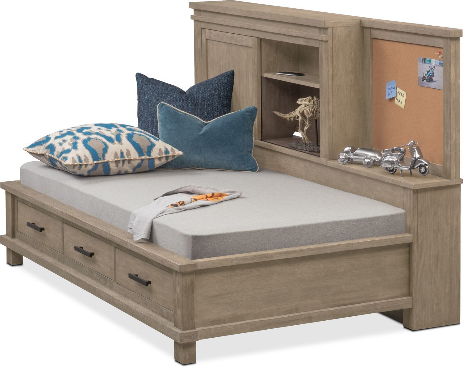 Tribeca Lounge Storage Bed Value City Furniture Daybed With Storage City Furniture