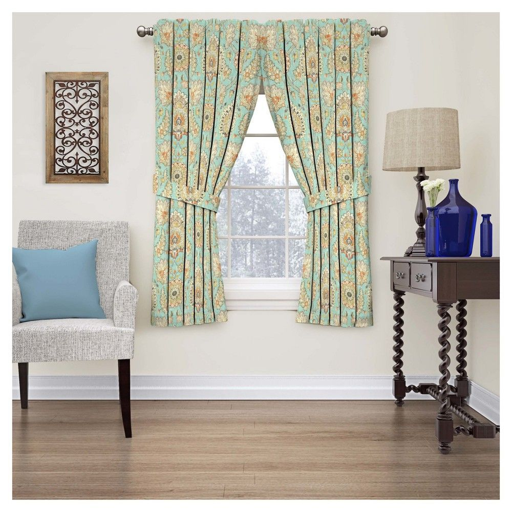 Hanging Curtains On Walls Without Windows Cheap And Easy Cool Tips Teal Burlap Curtains Curtains Wall