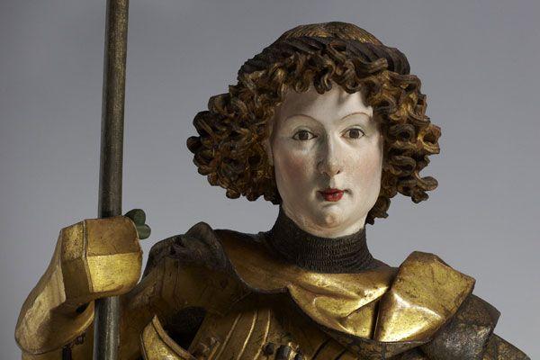 forma es vacío, vacío es forma: Nikolaus Gerhaert van Leyden - escultura, gótico