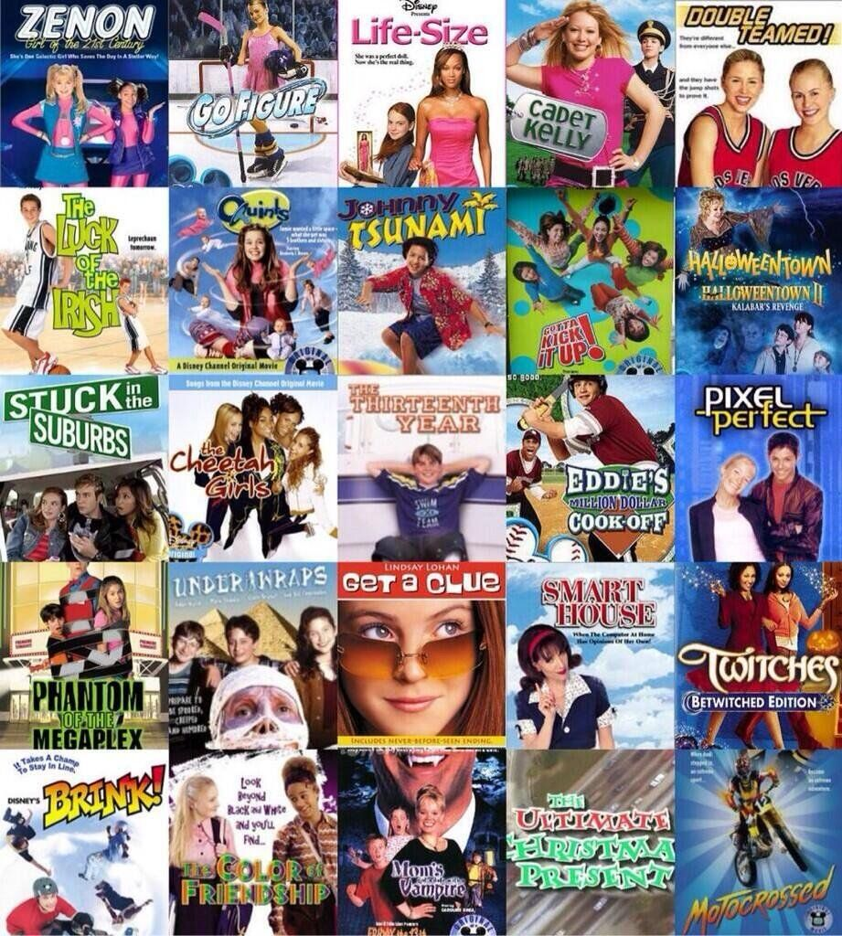 7 MustSee Underrated Disney Channel Movies Disney