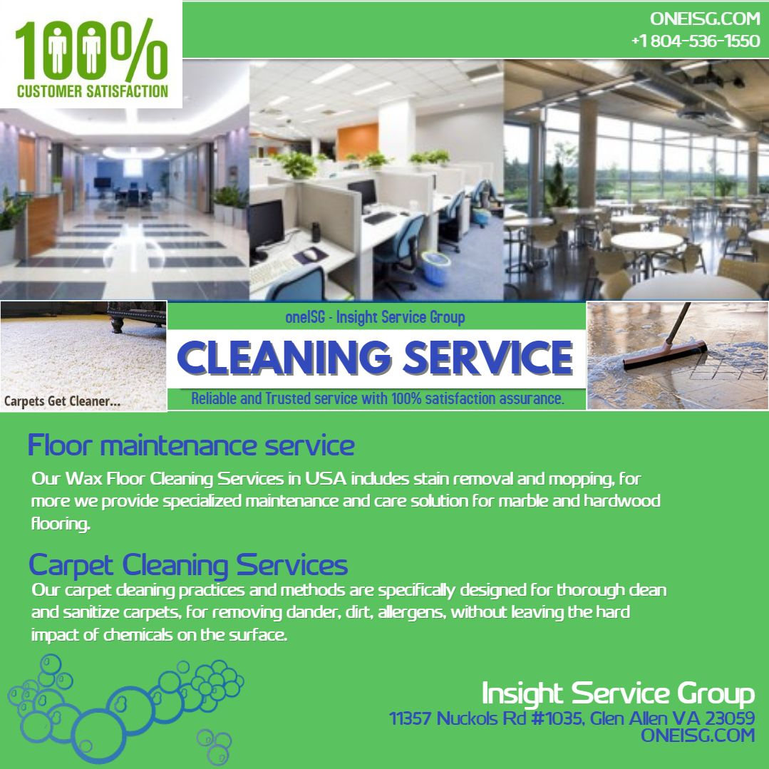 Professional Cleaning Company Proficient in Commercial