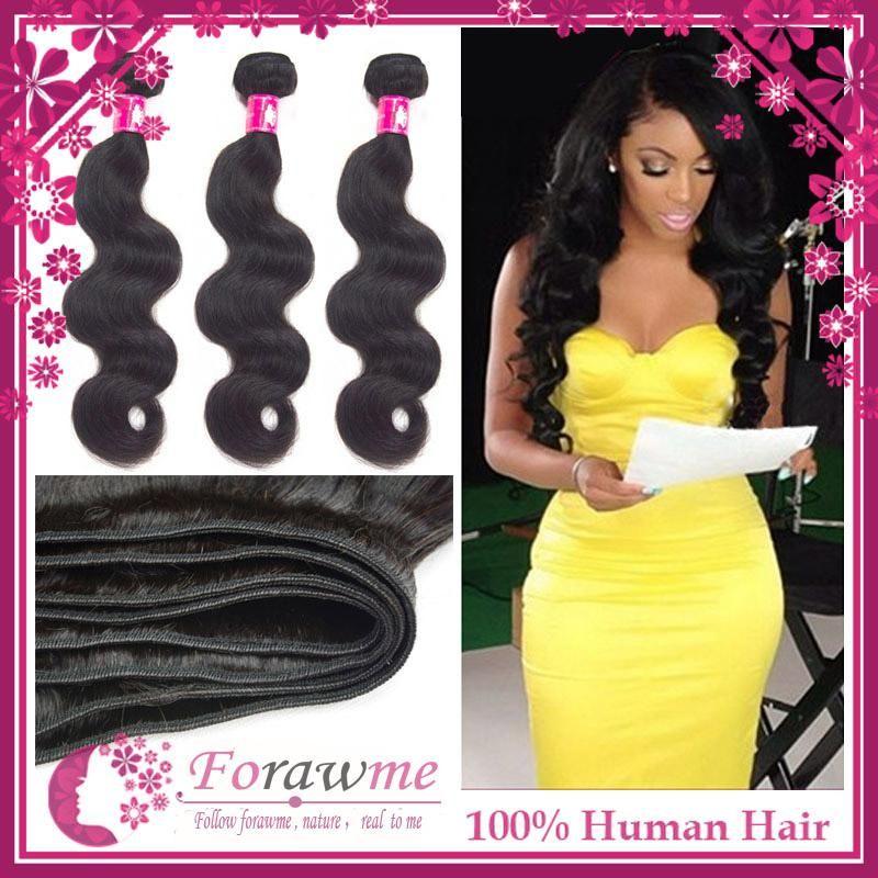 7a Virgin Brazilian Body Wave Hair Peruvian Body Weave Hair Bundles