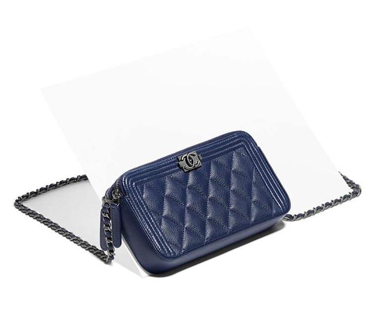 892b14819b7c Boy Chanel Small Quilted Clutch With Chain | Fashion | Chanel ...