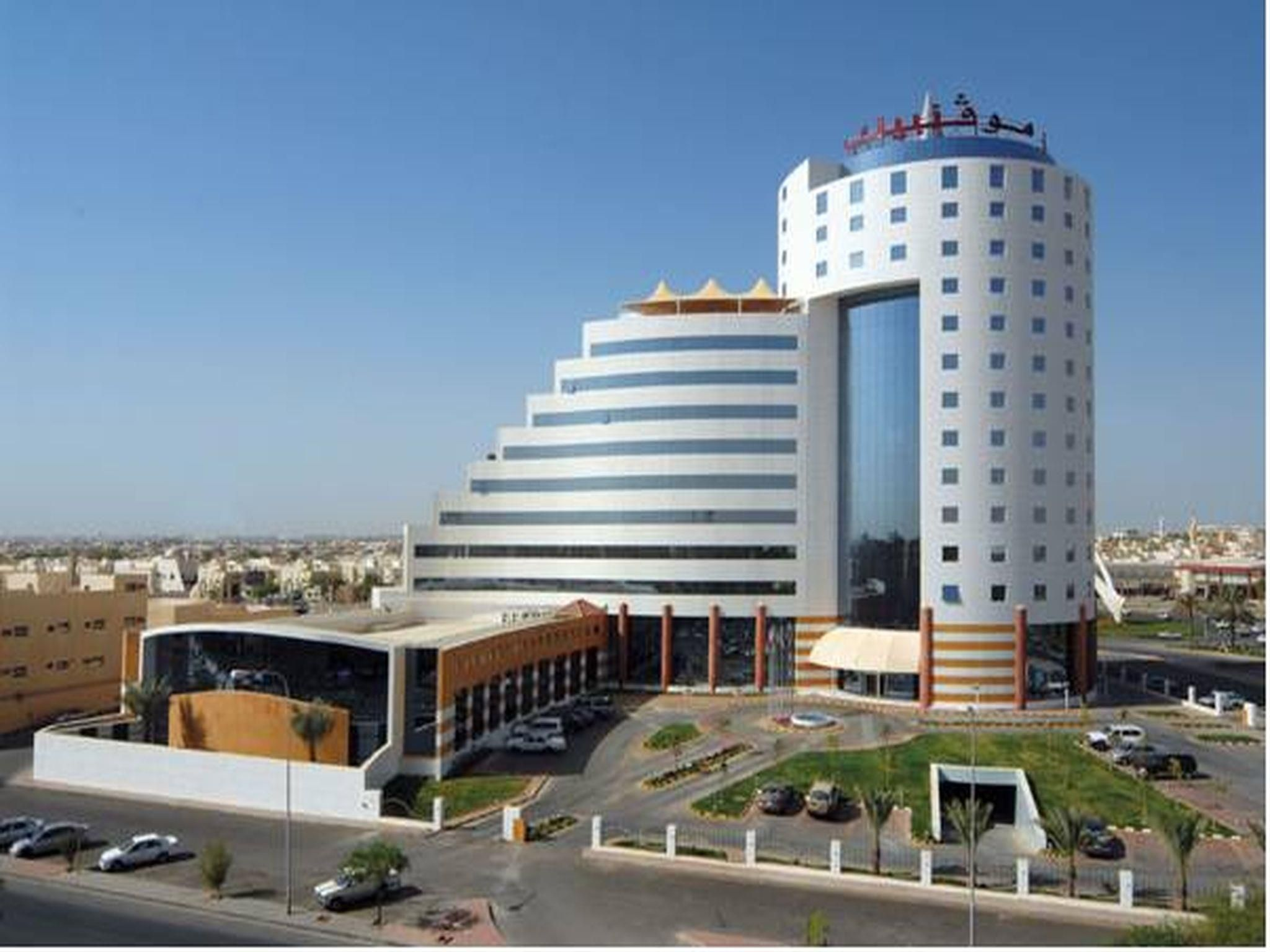 Al Muhaideb Hafr Al Batin Hotel Buraydah Movenpick Hotel Qassim Saudi Arabia Middle East The 5