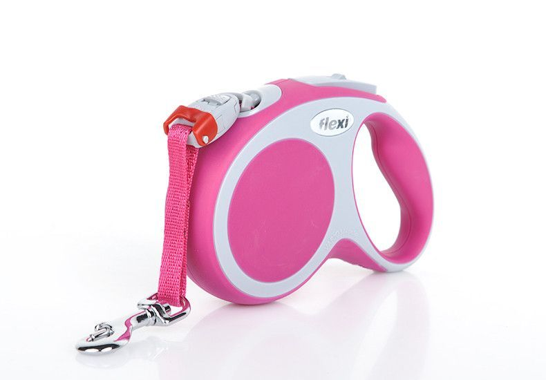 Automatic Retractable Dog Leash With Light Retractable Dog Leash