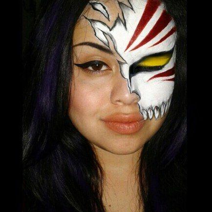 Comic Con Society Anime Makeup Makeup Bleach Cosplay