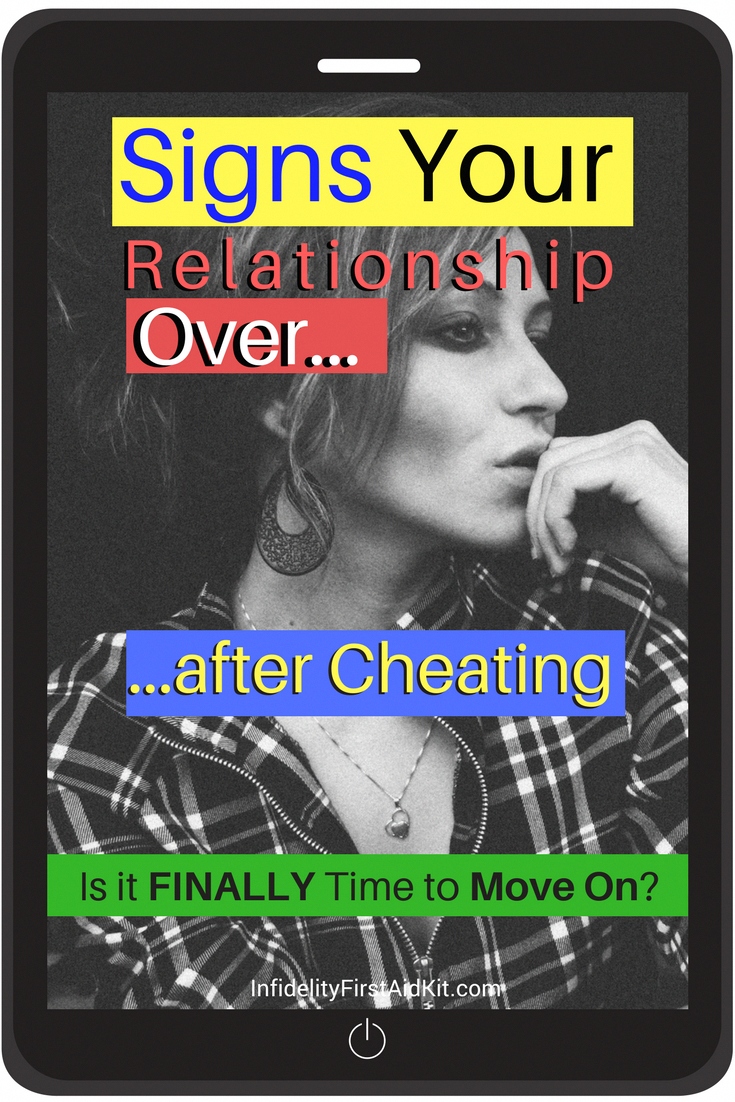 how do i get over an emotional affair