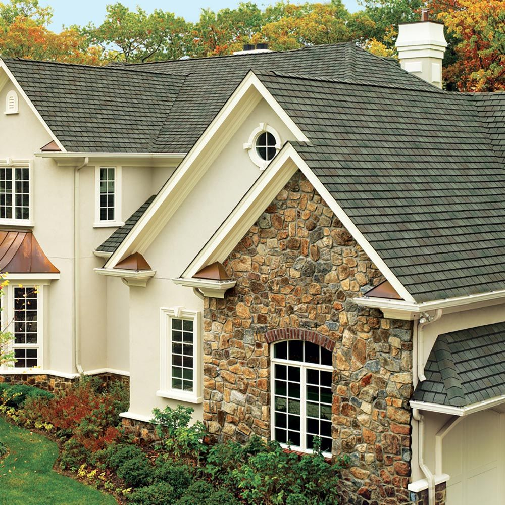 Shingles are one of the most popular roofing options due