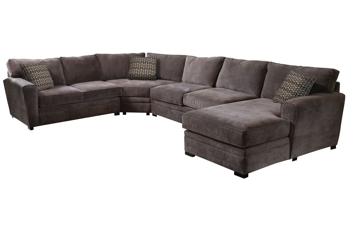 Breeze Sectional With Left Arm Facing Loveseat Pinterest White