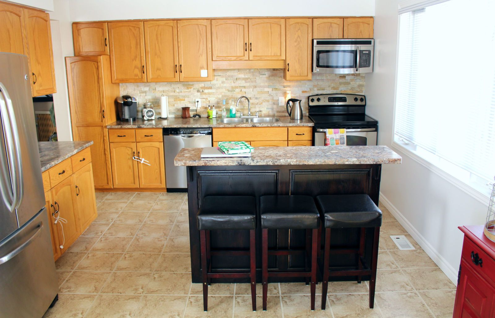 15 Ways To Redo Your Kitchen Cabinets Without Breaking The Bank Kitchen Cabinet Styles Kitchen Design Kitchen Diy Makeover