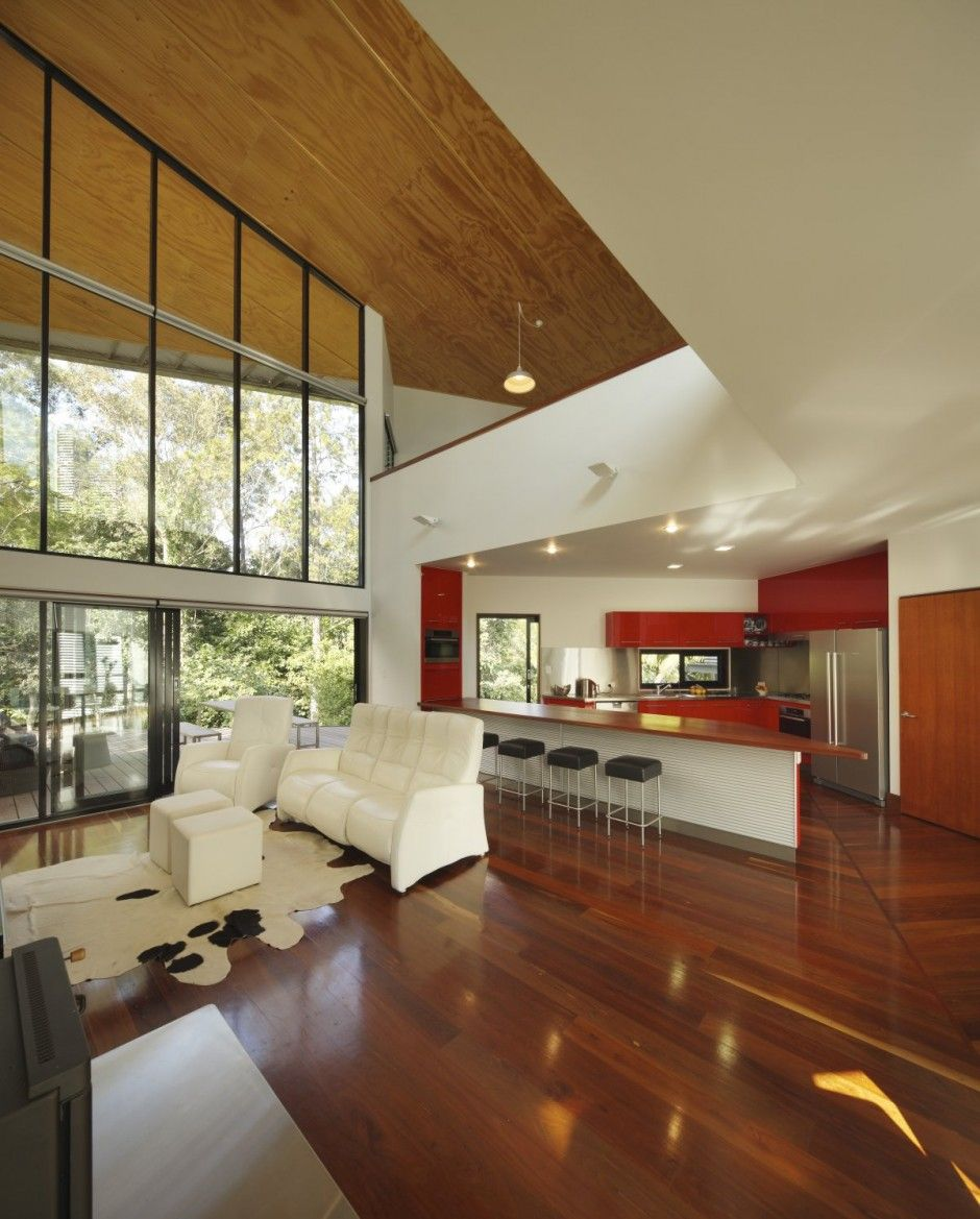 Gorgeous Living Room1 Creative Architectural Principles Neatly