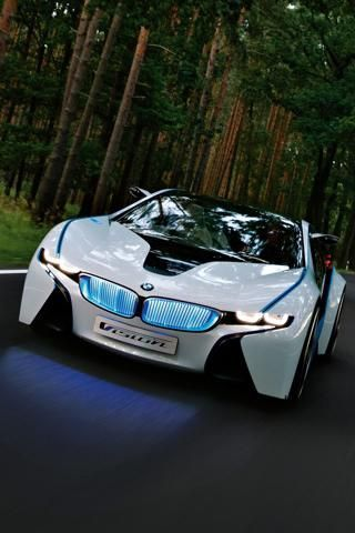 Bmw Vision Efficientdynamics With Images Sports Cars Luxury