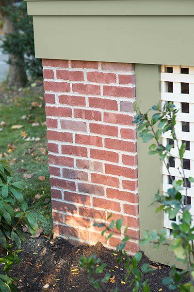 The Belmont Victorian House Period Porch Overhaul Brick Porch Brick Exterior House Farmhouse Exterior