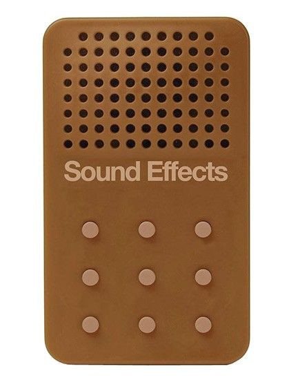 Keeps On Ringing: The Mini Pocket #Farting Sound Effects Machine
