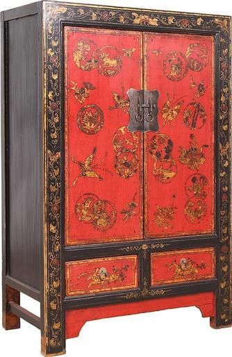 Storage Cabinet Dovetail Chinese Antique Asian New 2 Door Drawer Dt 3956 Oriental Furniture Cabinets For Sale Chinese Furniture