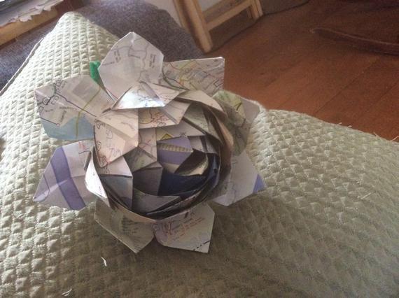Livre page origami Lotus fleurs 3 inclus vos choix personnalisés disponibles pour des cadeaux Livre page origami Lotus fleurs 3 inclus vos choix personnalisé...