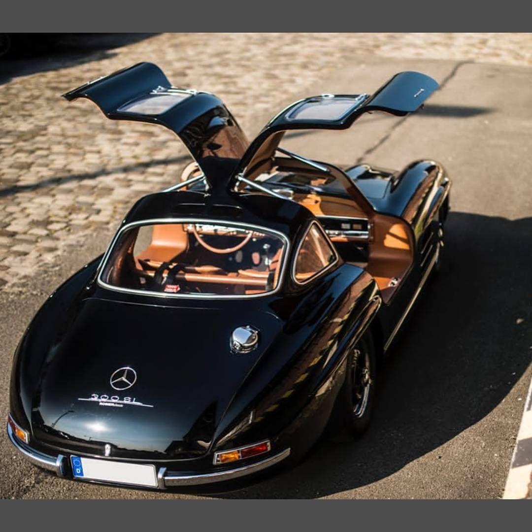 Mercedes Benz 300 SL (W198) Gullwing