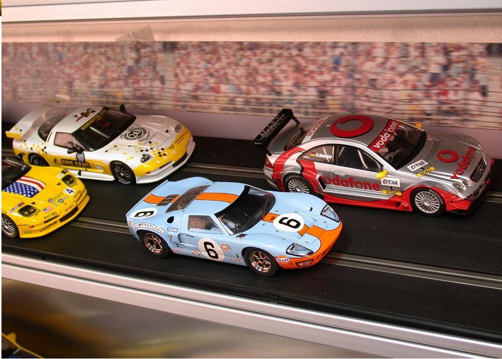 Slot Car Display Case Die Cast Display Diecast Display