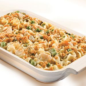 Campbell S Kitchen Easy Chicken Noodle Casserole Recipe On Yummly