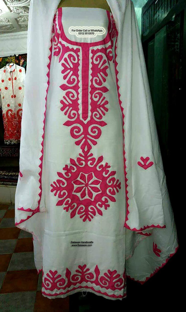 5ba6ce0d89b The Best images of Sindhi Dress of 2018 Like Applique Embroidery Dresses