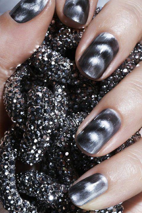 esmalte magnético | Manicure! | Pinterest | Accesorios