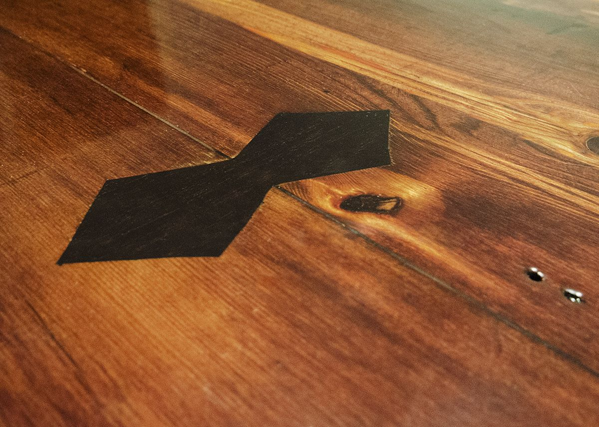 bow tie joint - google search | bow ties | wood joinery
