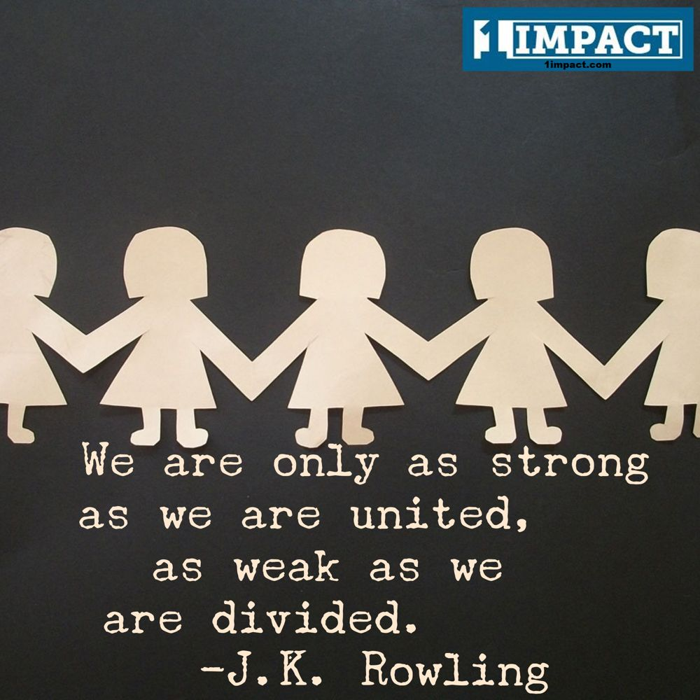 short speech on the proverb united we stand divided we fall