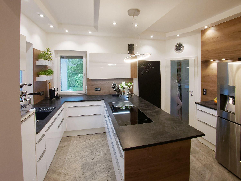 Funktionale Küche eines Küchenchefs Ewe küchen, Küchenchef
