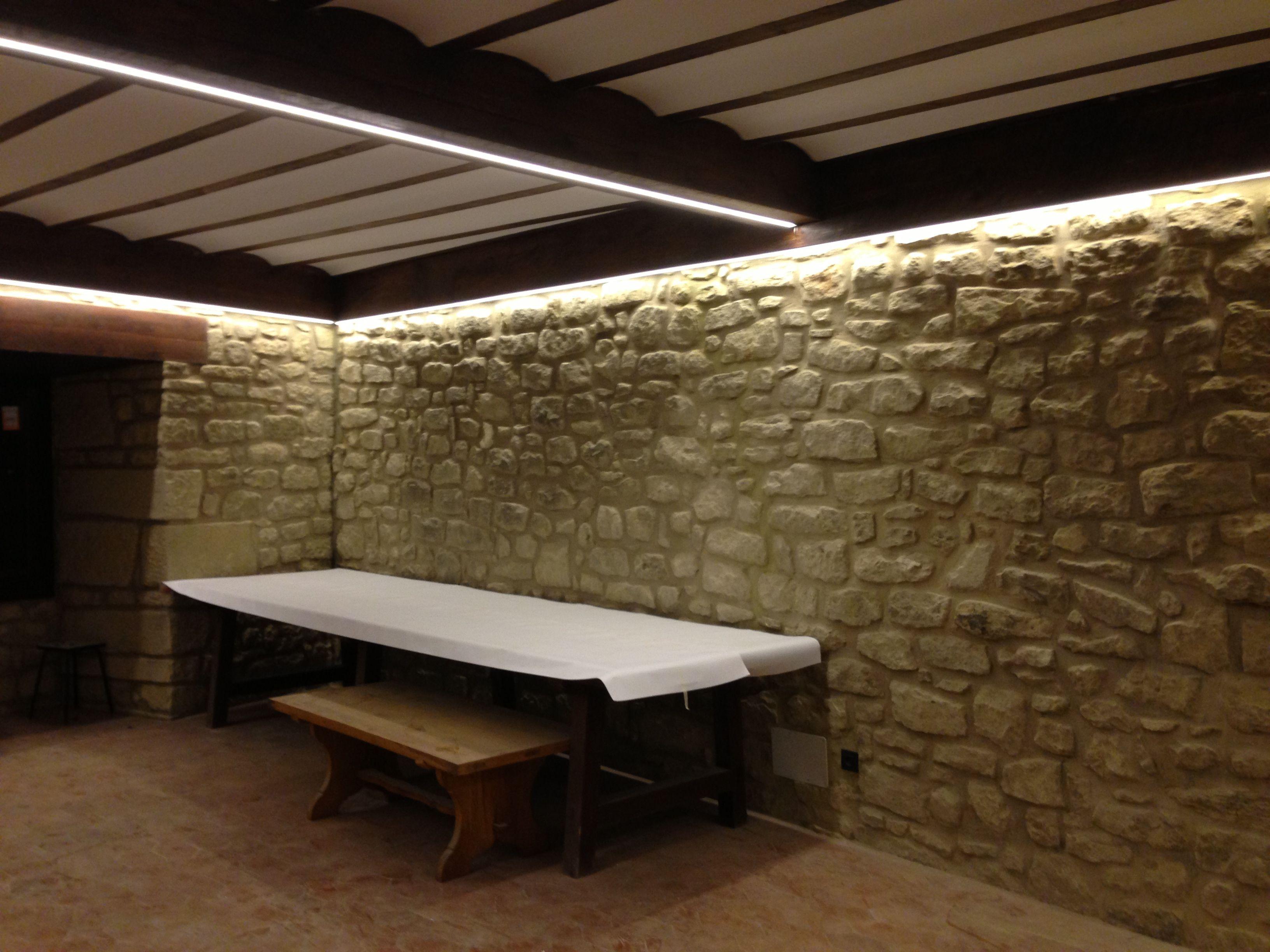 Iluminaci n led interior locales iluminacion led - Iluminacion interior led ...