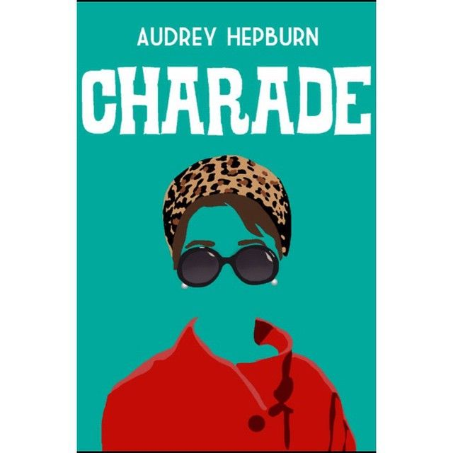 Charade ~#audreyhepburn #oldhollywood #classic #vintage #legend #givenchy #gorgeous
