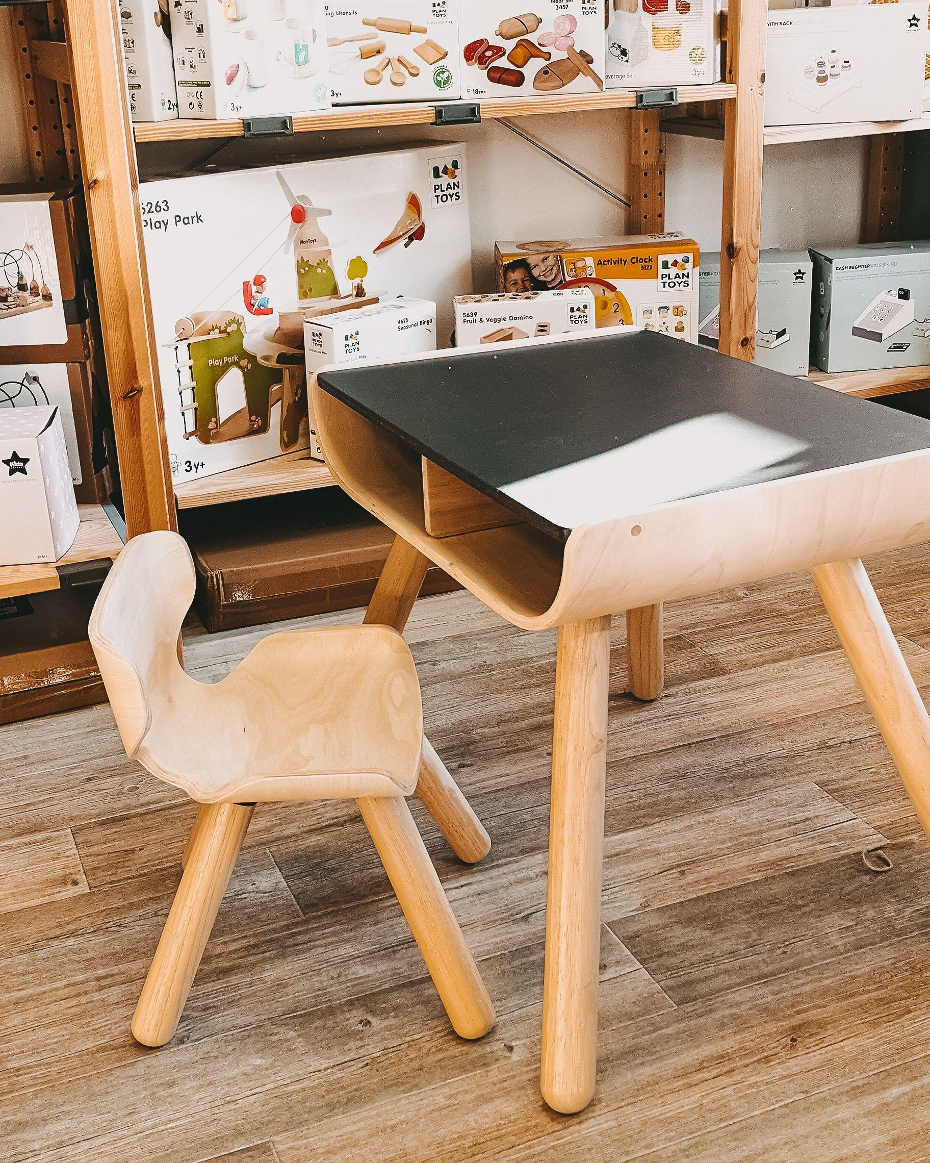 Plantoys Tisch Stuhl Fur Kinder In 2020 Kindertisch Und Stuhle Stuhle Fur Kinder Kindertisch