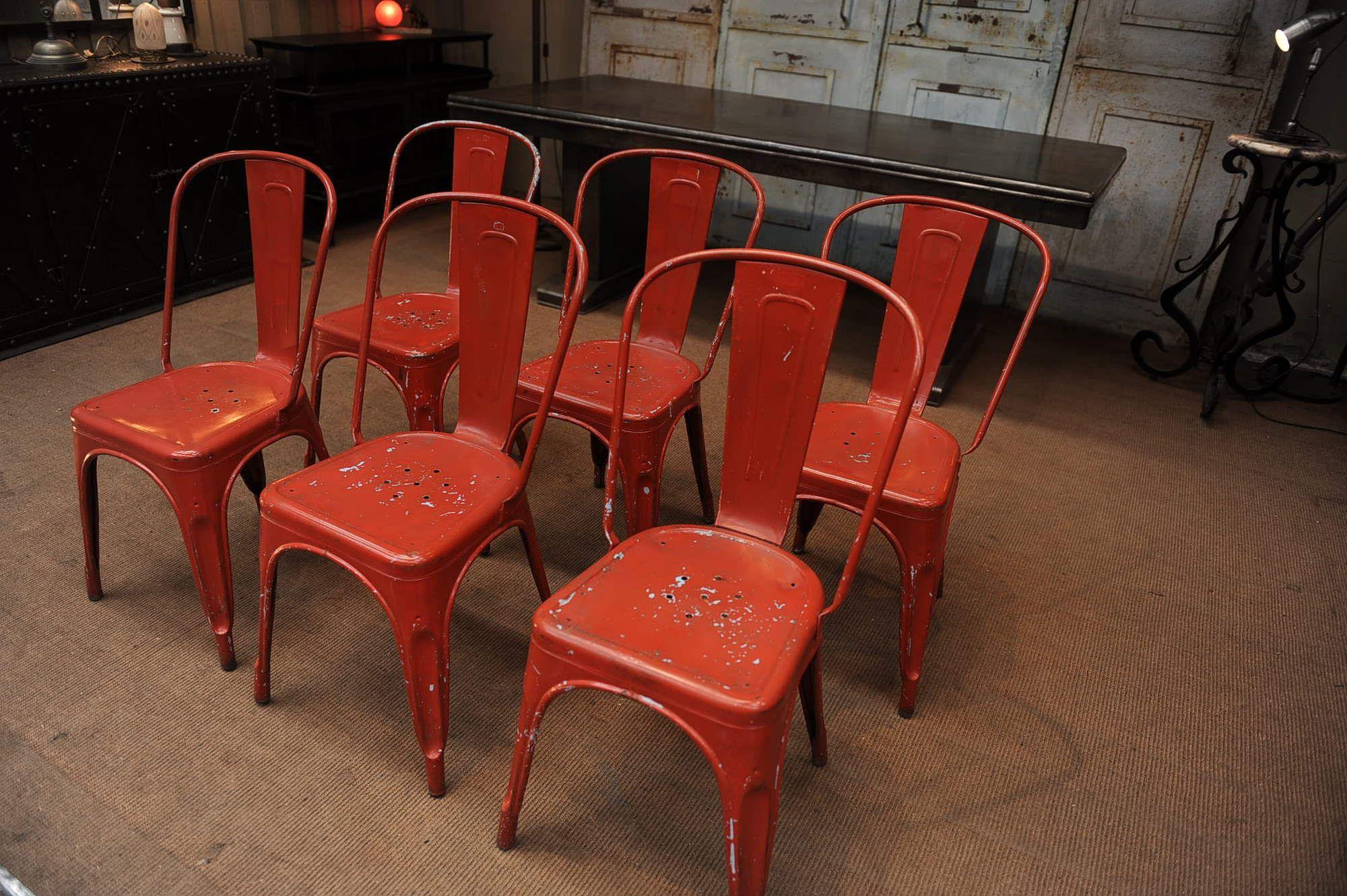 tolix xavier pauchard ann es 30 autun chaises pinterest ann es 30 chaises et annee. Black Bedroom Furniture Sets. Home Design Ideas