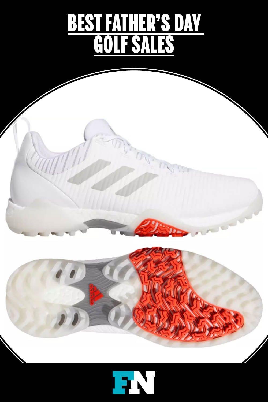 Golf sales, Adidas golf shoes
