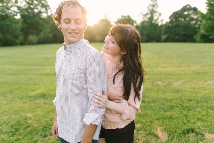 Essex Engagement Shoot / JR & Jenny / Ruth Eileen Photography